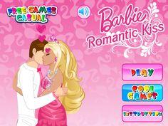 Romantic kissing games for girls