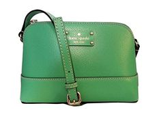 Kate Spade New York Hanna Crossbody in Budgreen kate spad... http://www.amazon.com/dp/B00UPHJGTO/ref=cm_sw_r_pi_dp_qMSjxb05YM0BH