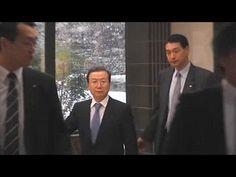 中国の海洋監視船が尖閣諸島周辺の領海に長時間侵入したことを受け、外務省は中国の程永華駐日大使を呼んで抗議しました。