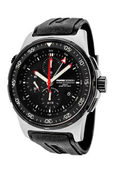 #Momo Design Men's Pilot XL Limited Edition #Chronograph #Watch
