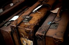 Antiquated meanderings