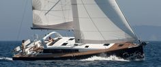 Beneteau Sense 46 Sailing Yacht