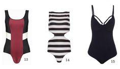 Maiô: 15 modelos pra este verão