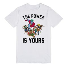 The Power Is Yours   Captain Planet and the Planeteers