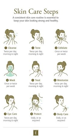 Clear Skin Face, Face Skin Care, Diy Skin Care, Haut Routine, Skin Care Routine Steps, Nightly Skin Care Routine, Clear Skin Routine, Night Beauty Routine, Beauty Routine In Your 30s