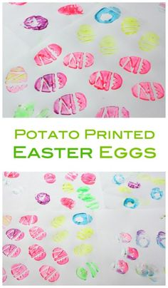 Potato Printed Easte