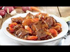 Oven Beef Stew  Beef Recipe - HEALTHY FOOD - DIABETIC FOOD - How To