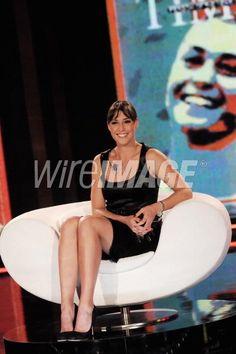 Flavia Pennetta attends Chiambretti Night...