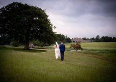 The rolling hills as they make their way to their wedding day photo info: www. Top Wedding Photographers, Big Tree, Green Grass, Just Married, Dublin, Weddingideas, Ireland, Wedding Inspiration, Wedding Photography