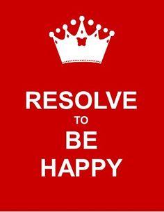 I will be happy!
