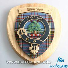Clan Anderson Crest