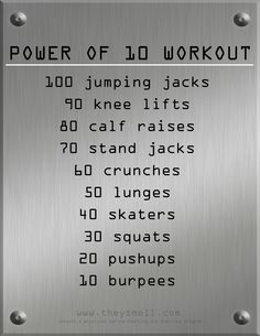 550 rep workout