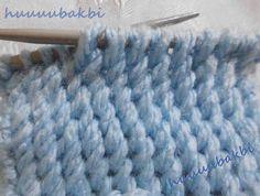 Interesting diagonal stitch -- the video goes on a little long -- Ill have to try it diyagonalörnek Knitting For BeginnersKnitting HatCrochet PatternsCrochet Bag Knitting Stiches, Crochet Stitches Patterns, Knitting Videos, Knitting Charts, Loom Knitting, Free Knitting, Baby Knitting, Stitch Patterns, Knitting Patterns