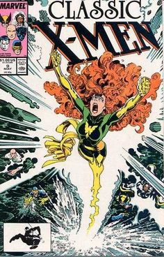 Classic X-Men #9 - Like A Phoenix From The Ashes! (Issue)