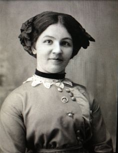 Picture of Ivy Mildred Baulch, Mt  Eccles, Circa 1900