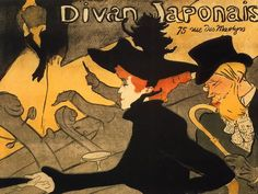 toulouse lautrec    I have this hanging on my hallway wall! :) One of my favorite french artists.