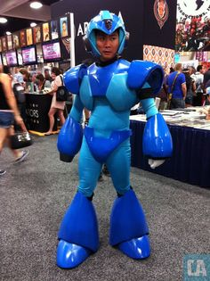 Comic-Con Cosplay: Mega Man! [SDCC] - ComicsAlliance | Comic book culture, news, humor, commentary, and reviews
