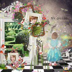 plus Freebie  http://iwonakra3.blogspot.com/2013/04/alicja-w-krainie-czarowplus-freebie.html