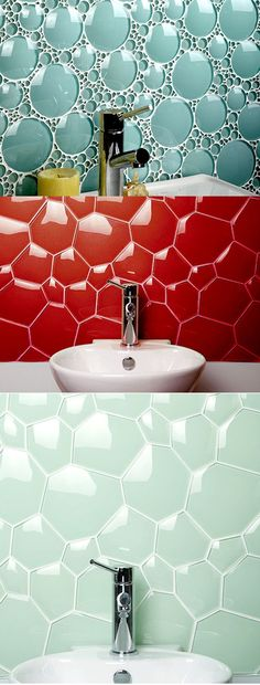 Really cool Glass tiles