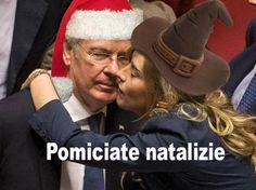 vignettismo: pomiciate natalizie