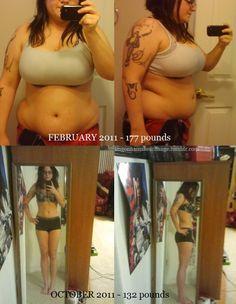 Big weight loss omygooood