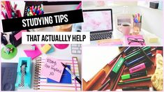 Study Tips That ACTUALLY Help|How To Ace Your Exam