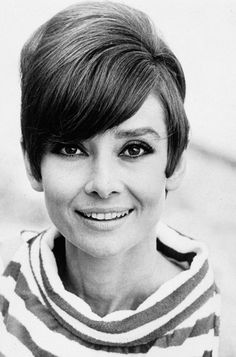 "Audrey Hepburn ""Two for the Road"" 1967"