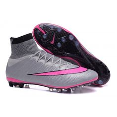 Cheap Nike Mercurial Superfly AG Wolf Grey Hyper Pink Black,www.cheapshoesoccer.com