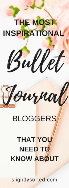 This round up of the best bullet journal bloggers is great, since you don't have to spend the time looking round yourself for the really good bullet journal bloggers! If you're looking for bullet journal guidance and inspiration, then these should fit the bill.