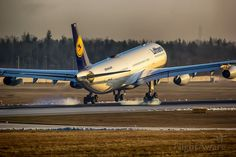 Photo of Lufthansa A343 (D-AIGT) ✈ FlightAware