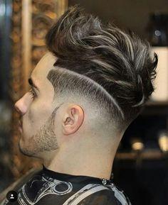 #hair #undercut #man #corte #cabelo