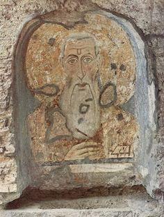 Bisanzio: chiesa di S.Maria Antiqua, Roma