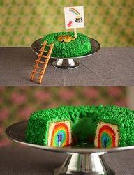 St Patricks Day Cakes