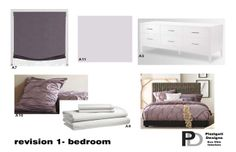 Eco Friendly Interior Design- Bedroom Revision Presentation... #interiordesign #ecofriendly #NYC www.pizzigatidesigns.com