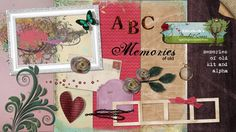 Memories of Old kit by Elizabeth's Market Cross.