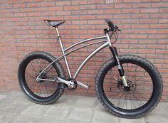 fat bike by jeroen O