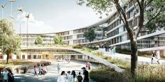 C-F-Mollers-proposal-for-the-Danish-Forest-Hospital-04