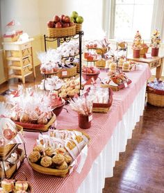 Is there anything more American than a good old fashioned bake sale? Proceeds could go to Horizon of Hope.