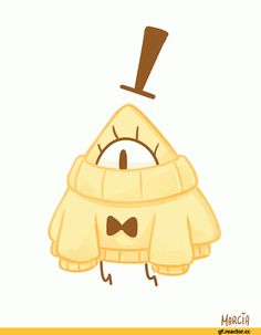 Gravity Falls,Bill Cipher