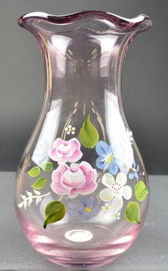 163 Best Fenton Vases Images In 2017 Vases Fenton