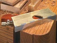 Dovetailed Shoulder Plane