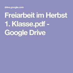 Freiarbeit im Herbst 1. Klasse.pdf - Google Drive