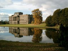 Lyme Park in Cheshire (or Colin Firth's Pemberley in the BBC's Pride and Prejudice). Elizabeth Bennet, Lyme Park, Jane Austen Movies, Wonderland, Marquise, Park Homes, Pride And Prejudice, Beautiful Buildings, Winchester