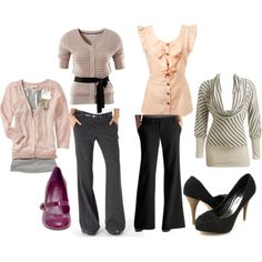 Job Interview Outfits for Women | Girl in the Real World: Job Interview Fashion