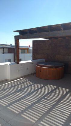 Departamento en Renta en Santa Fe. Roof Garden con Jacuzzi. Alberca.  $13,500