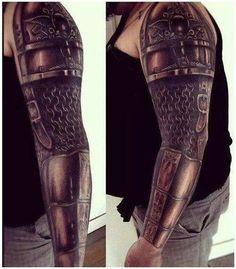 Armor sleeve