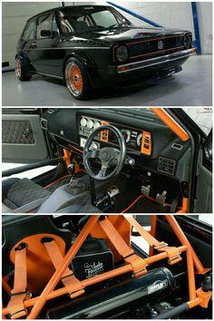 Volkswagen Golf Mk1 Rabbit GTi