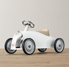 Roadster Scoot - White