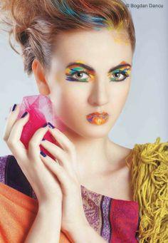 Make Up Artist Cristina Lungu 2