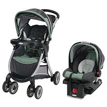 Graco Fastaction Jogger Jogging Stroller Review A